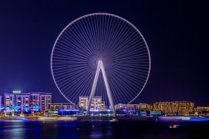 7N/8D Dubai Tour Package with Flights