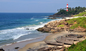 Weekend in Kovalam - From Trichy